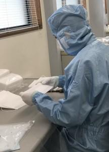 当社製造 不織布マスクが「ふるさと納税返礼品」に!(ふるなび)